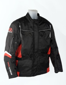 Front view of the Armorlite 210 jacket