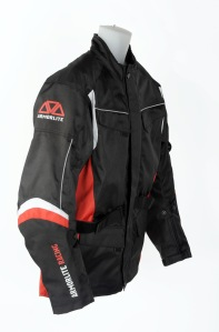Side view of the Armorlite 210 jacket