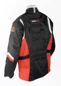 Back view of the Armorlite 210 jacket